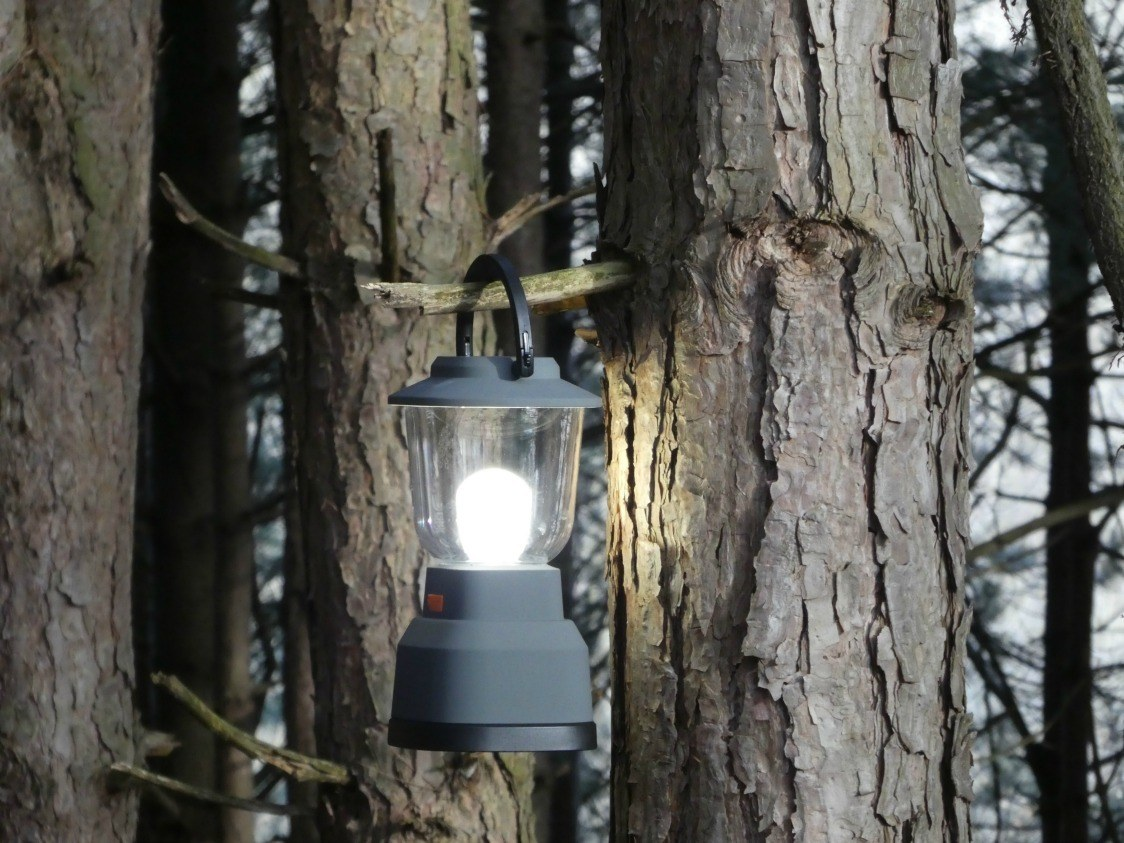 Ecosurvivor lantern lighting the way to clean water for people around the world