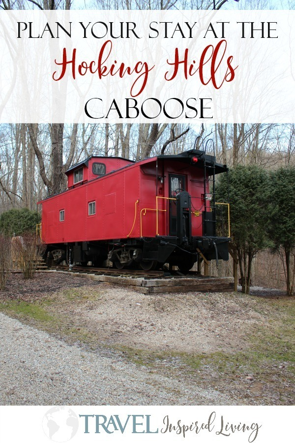 Plan your stay at the Hocking Hills Caboose in southeastern Ohio. The caboose offers family-friendly and affordable accommodations. #myhockinghills
