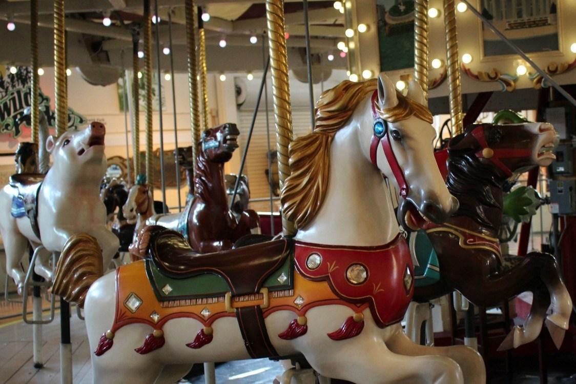 Carousel Museum in Sandusky