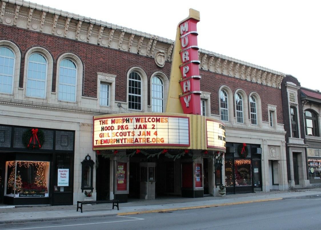 Murphy Theater in Wilmington