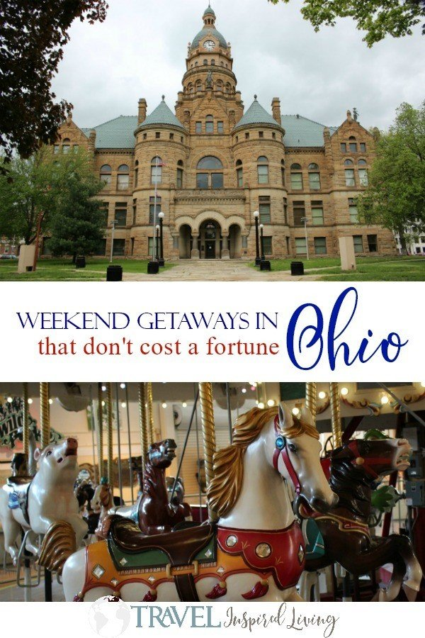 Are you looking for weekend getaways in Ohio that don't cost an arm and a leg? We have inexpensive ideas to help you plan a fun getaway.