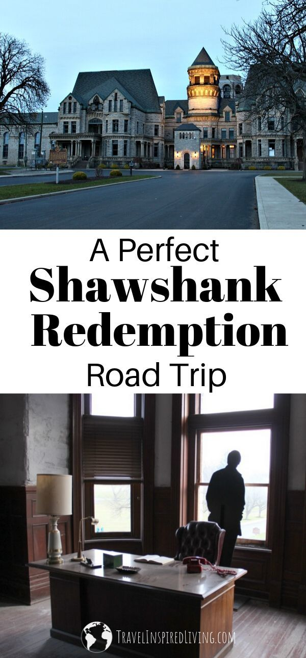The Shawshank Prison is located in Mansfield Ohio and draws many fans for tours througout the year.