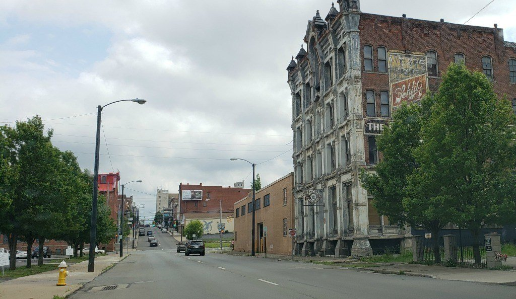 The Bissman Building is one of the stops along the Shawshank Trail in Mansfield, Ohio.