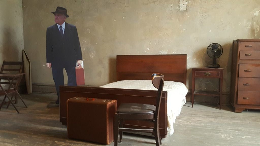 Brooks Room in the Shawshank Prison