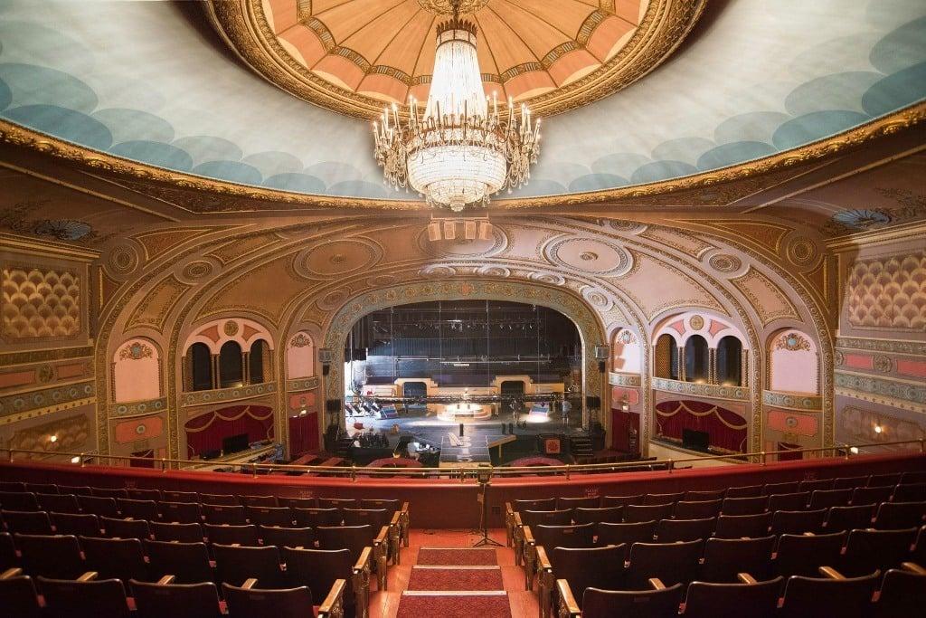 Renaissance Theatre site of the Shawshank Redemption movie premiere