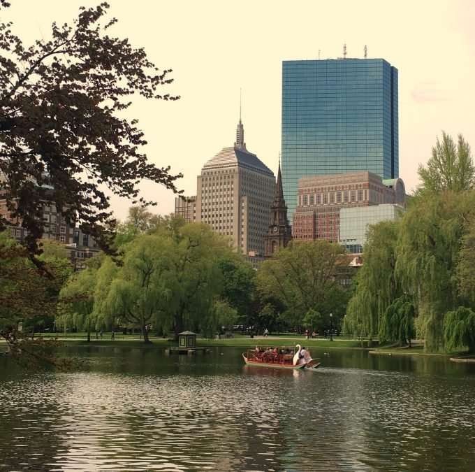 Three Days in Boston: A Sample Itinerary