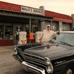 Allen at Wally's Service Center