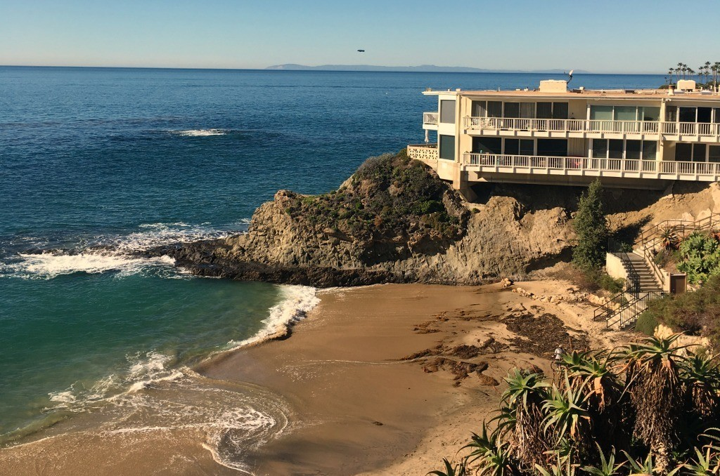 Heisler Park in Orange County California