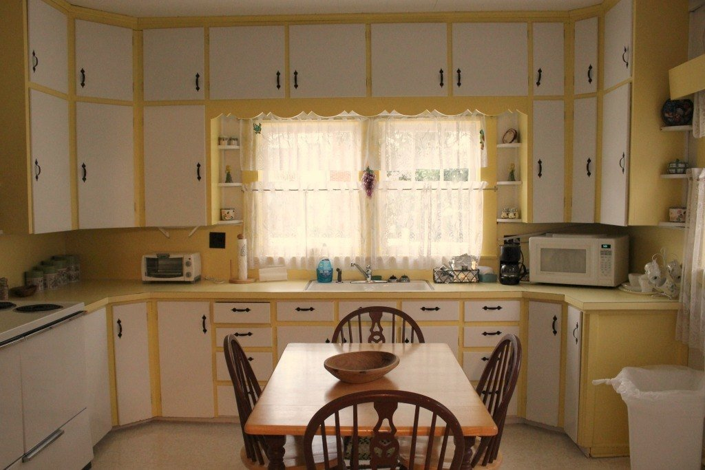 Kitchen of the Andy Griffith Home