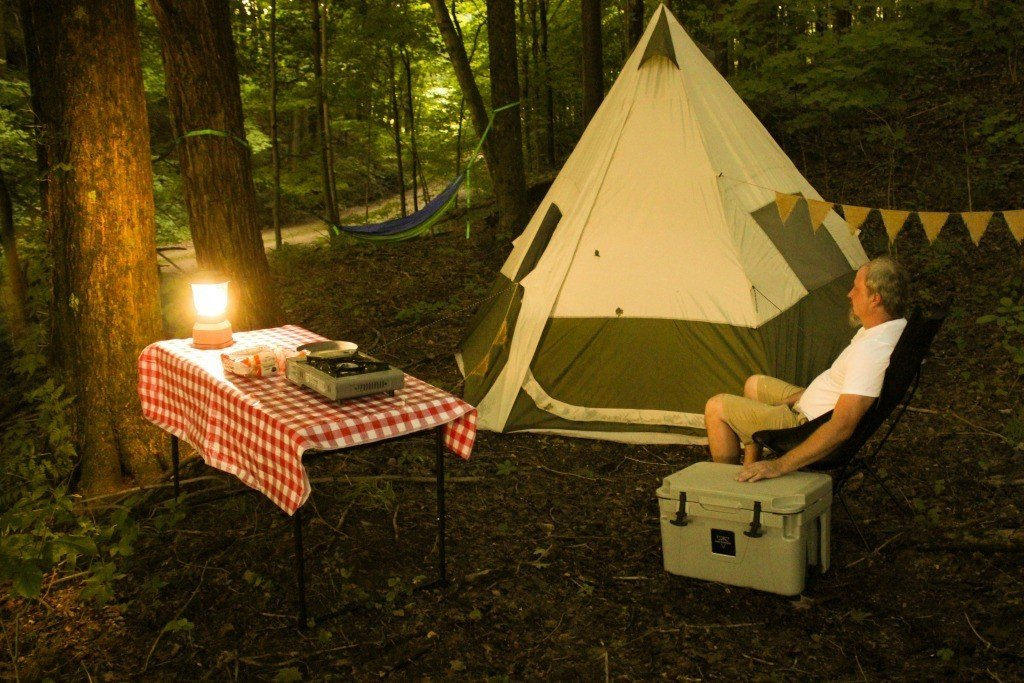 Purchase camping gear at Monoprice to save money