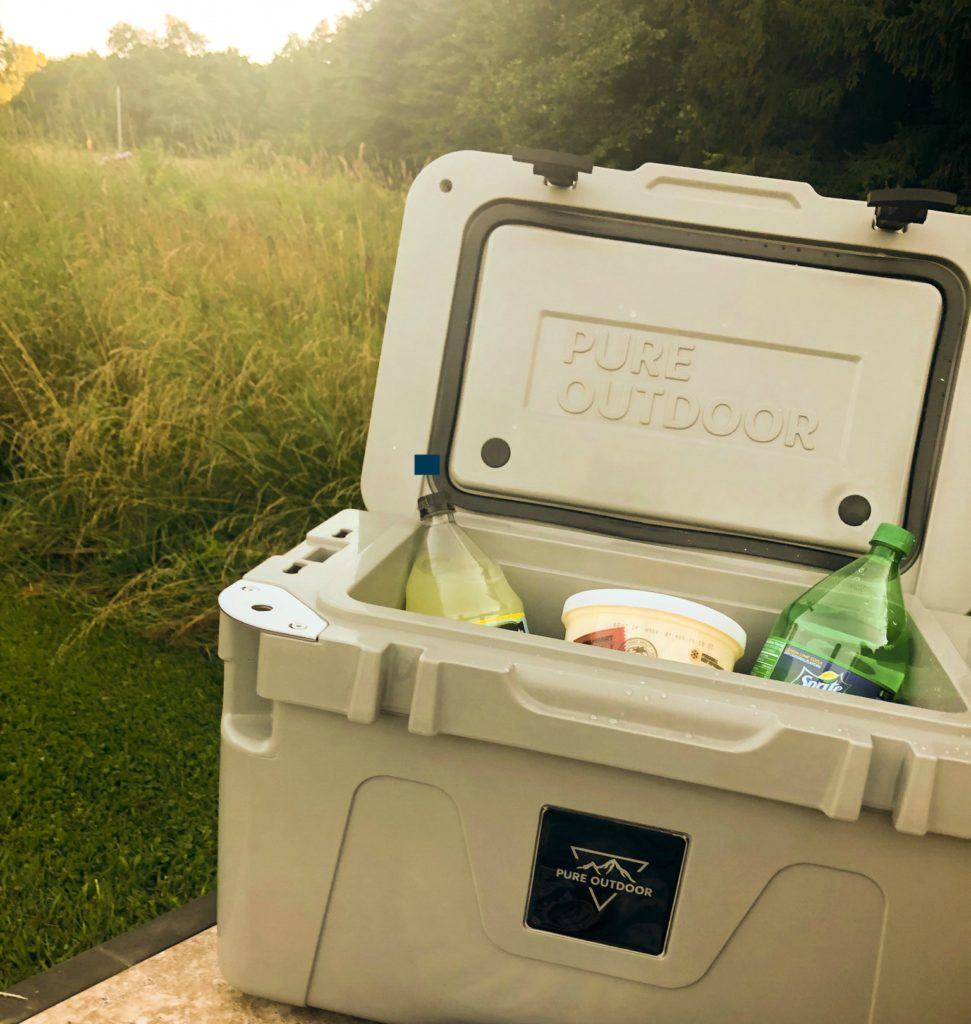 Pure Outdoor coolers are available through Monoprice for a fraction of the cost of the competiors rates.