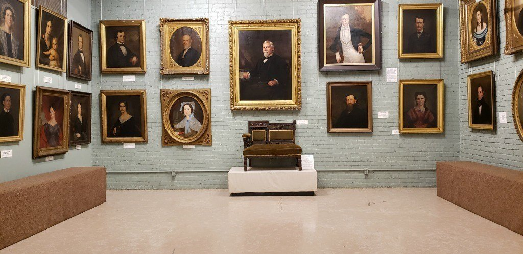Blennerhassett regional museum