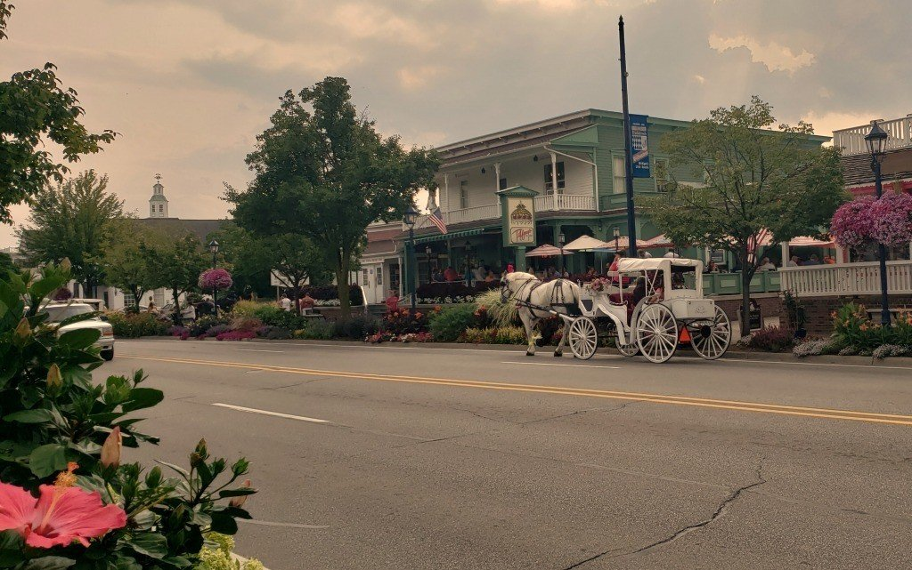 Carriage Ride in Frankenmuth