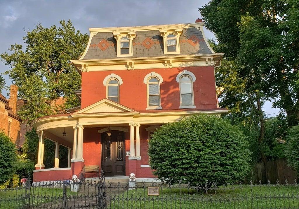 Historic District in Parkersburg