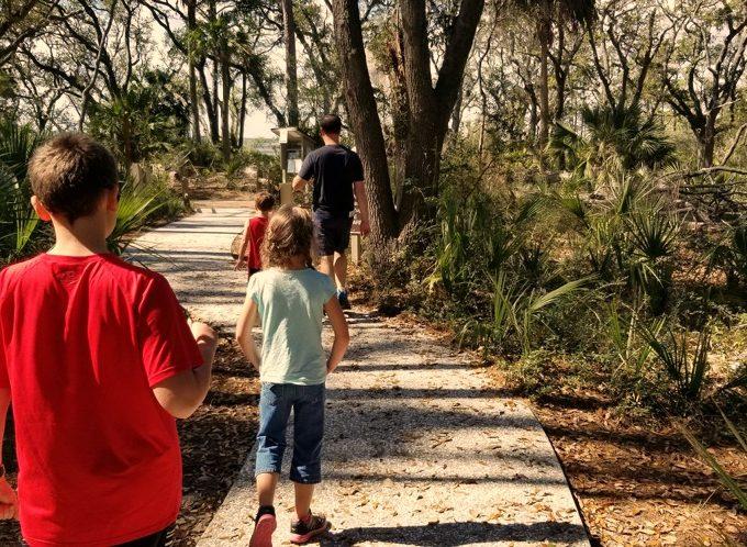 Pinckney Family Hiking (1)