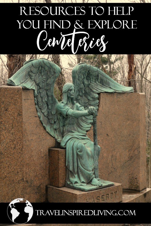 Resources to help you find and explore cemeteries around the U.S.
