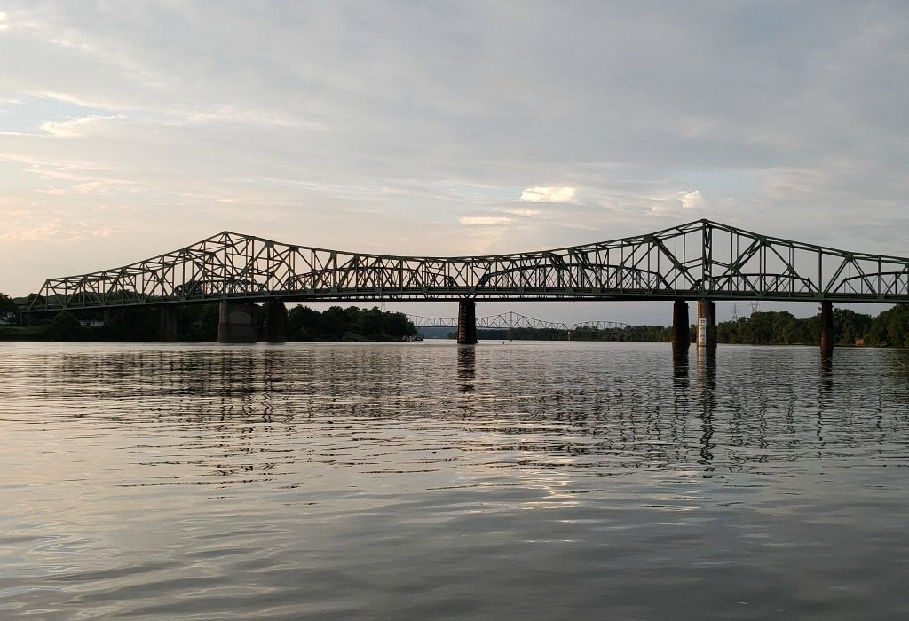 bridge- things to see in parkersburg
