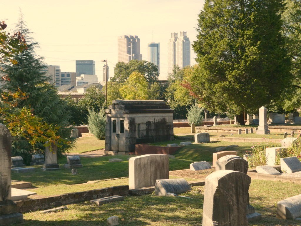 cemetery in atlanta