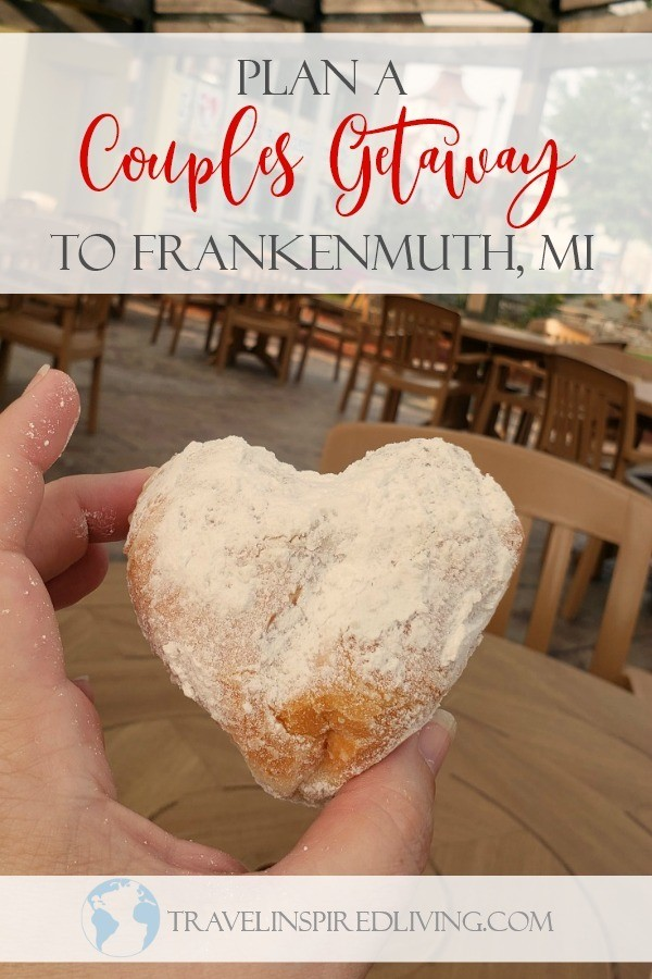 The Bavarian-theme may lure tourists to Frankenmuth but what do you do once you arrive? We share what to do during a couples getaway to Frankenmuth. #couplesgetaway #datenight