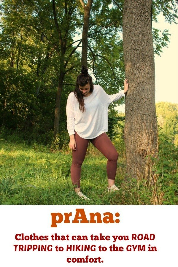 prAna: clothes that can take you road tripping to hiking to the gym in comfort. #EndofSummer #prAnaFall18