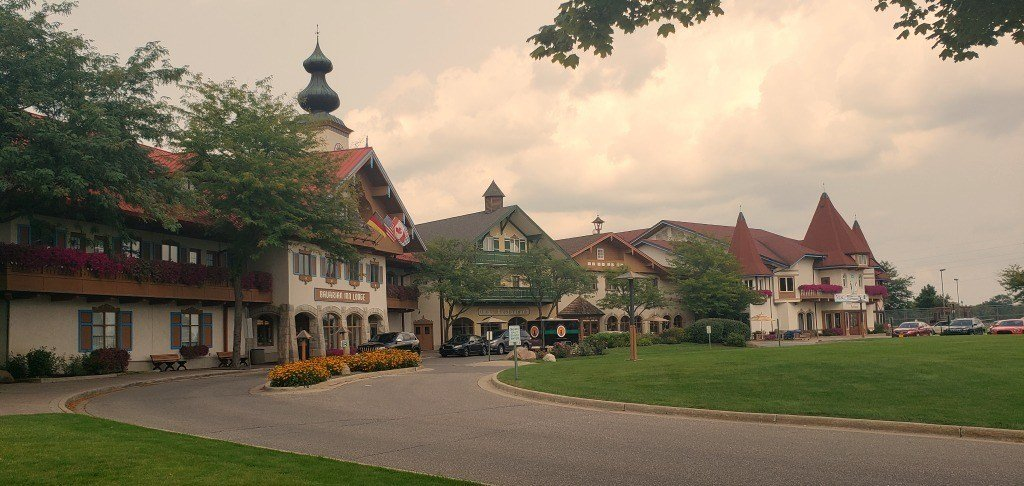the bavarian inn lodge in frankenmuth