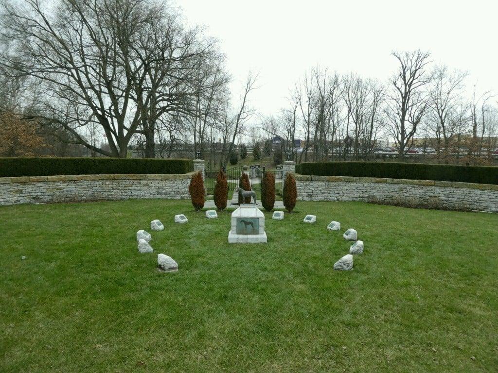 Hamburg Place Horse Cemetery