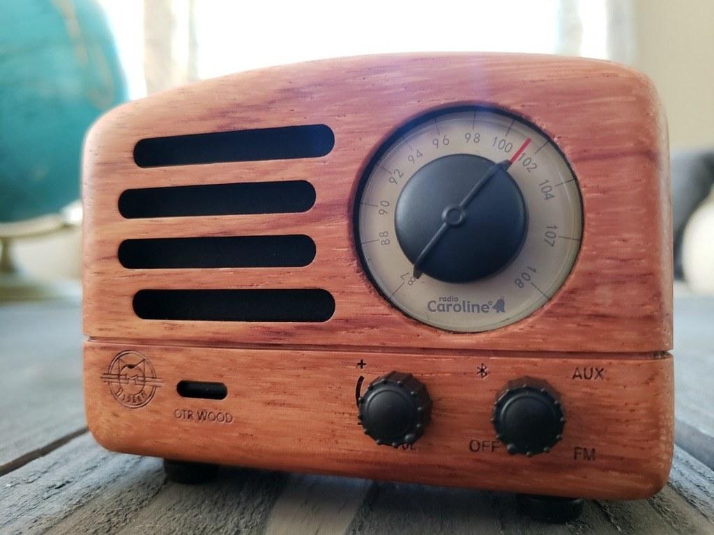 OTR Wood speaker