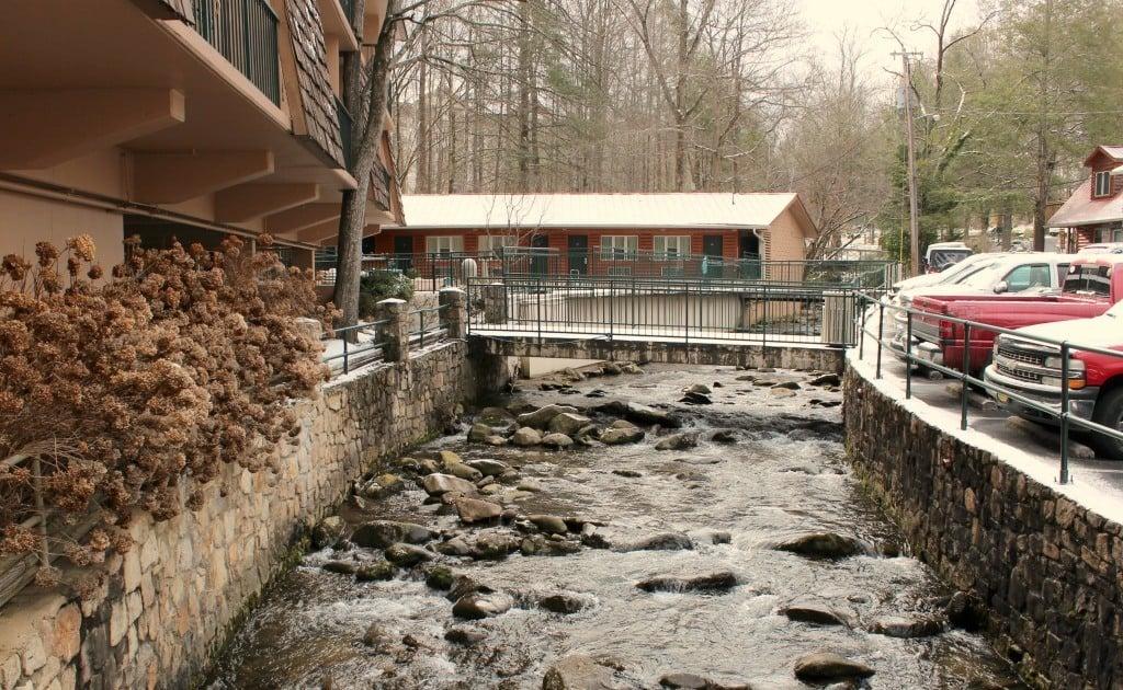 Quality Inn Creekside in Gatlinburg, TN