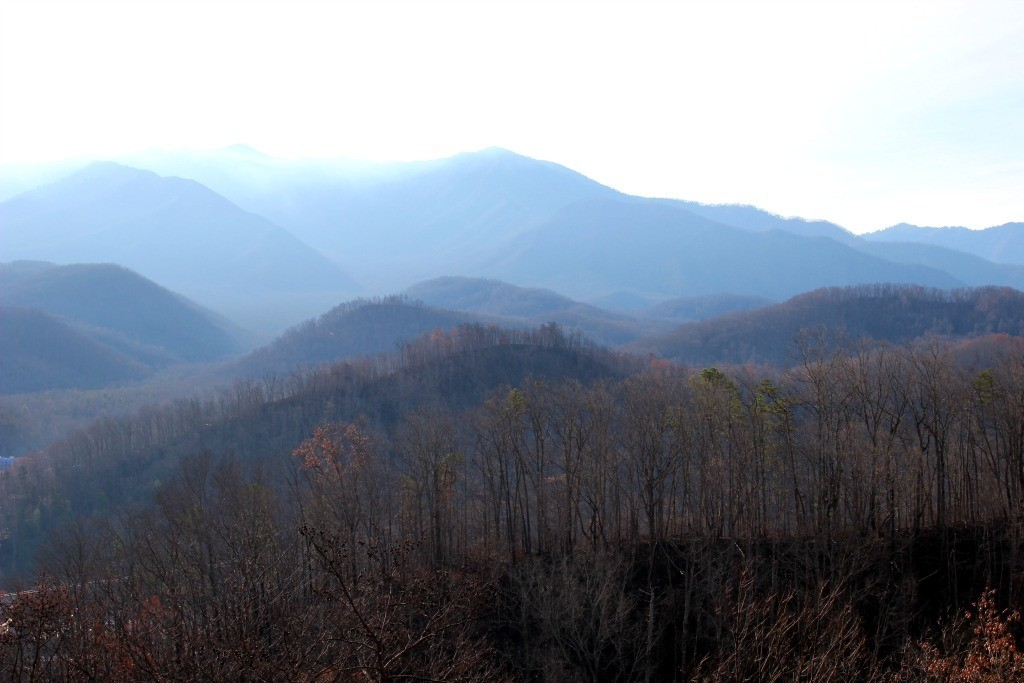 The Great Smoky Mountains National Park is beautiful anytime of year, but especially during the fall.