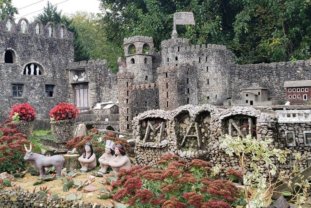 castle Hartman Rock Garden