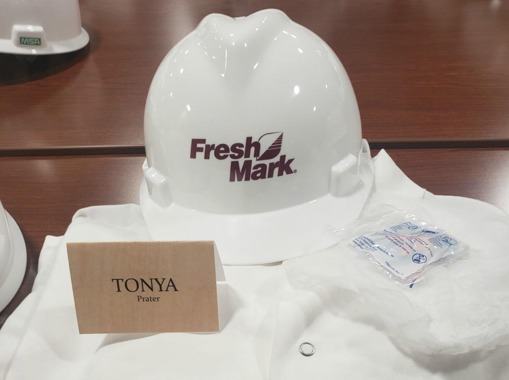 Fresh Mark Factory Tour
