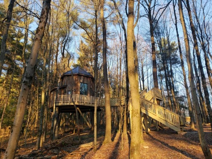 7 Unique Places to Stay in Ohio