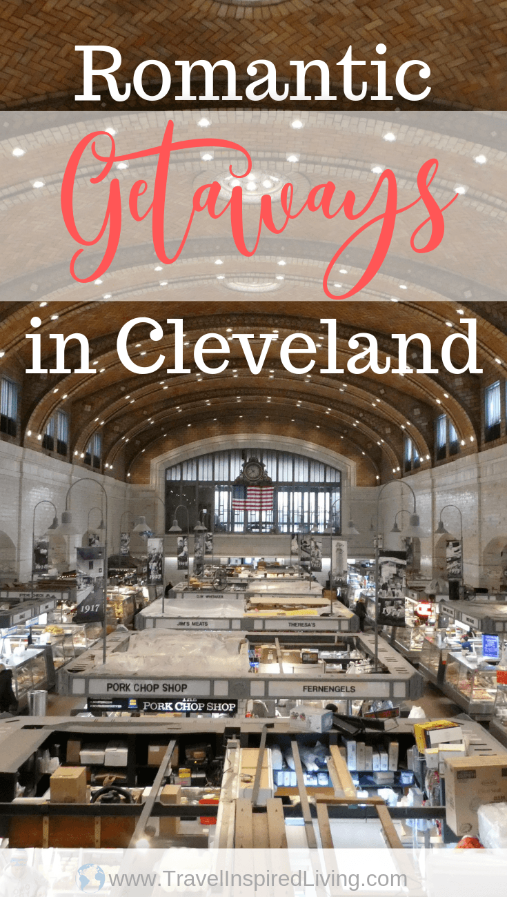 Ready to plan some fun date nights in Ohio? We have a huge list of romantic getaways in Cleveland