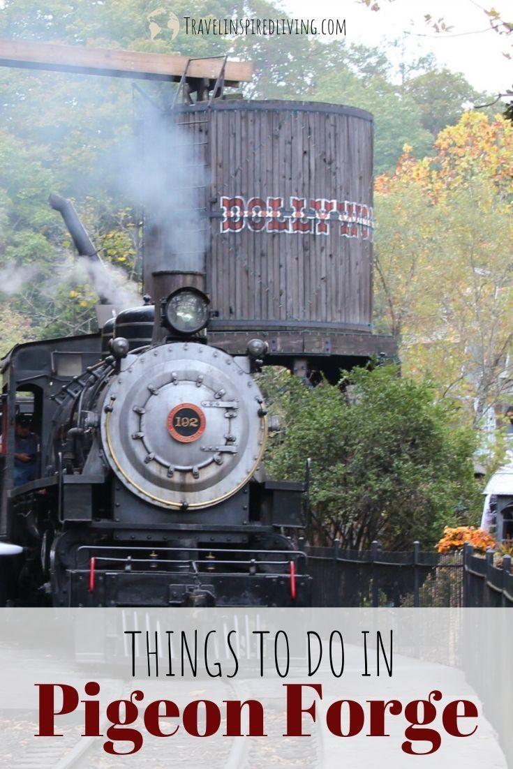Train at Dollywood