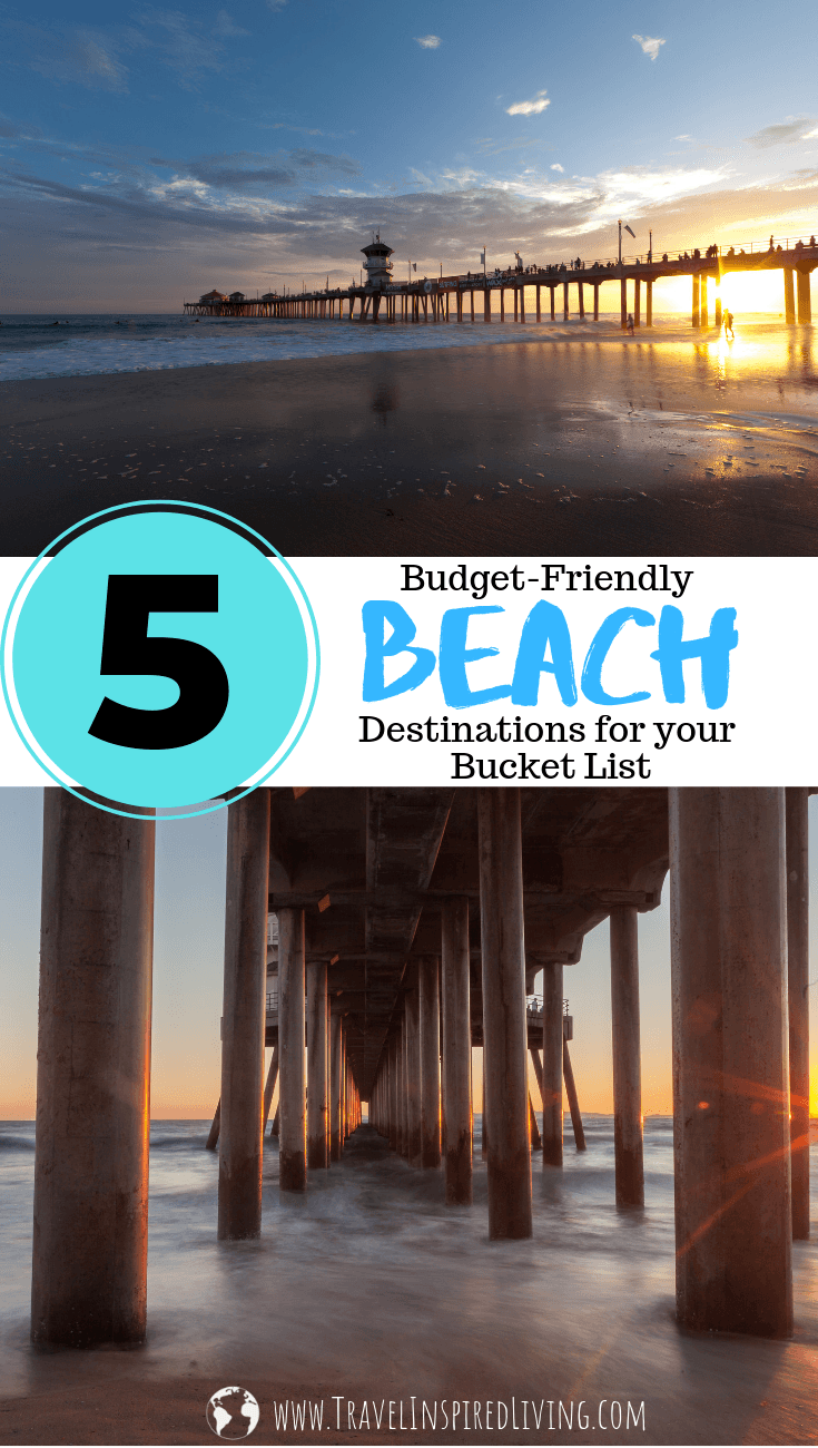 5 Budget-Friendly Beach Destinations in the U.S. to add to your Bucket List