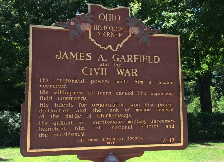 James A Garfield National Historic Site (U.S. National Park Service)