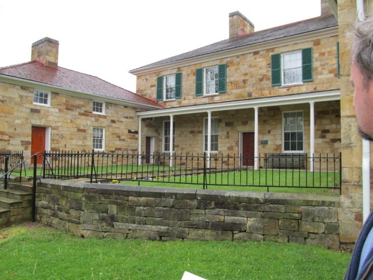 The Adena Mansion and Gardens in Chillicothe