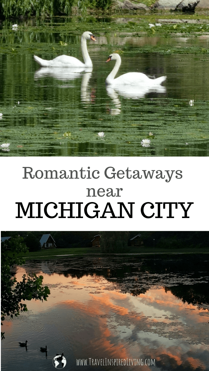 Romantic getaways near Michigan City, Michigan is part of our Romantic Getaways in the Midwest series.