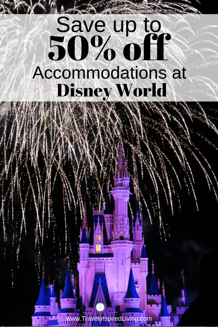 Save up to half off accommodations at Disney World with these websites.