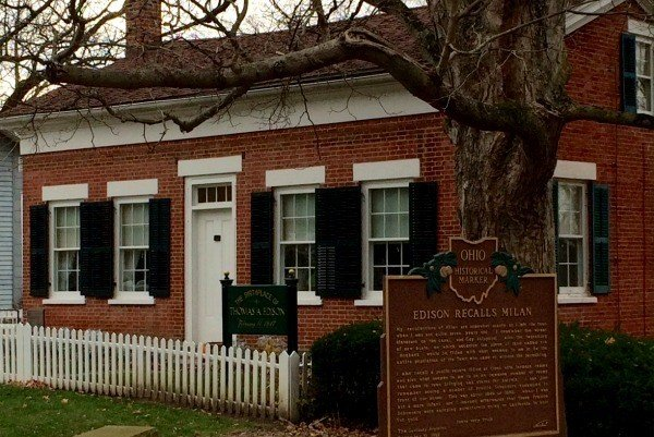 The Edison Birthplace