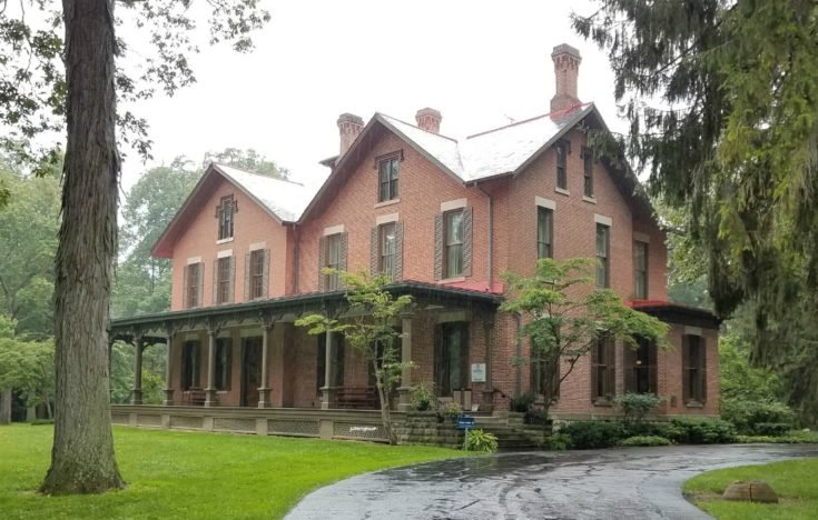 The Rutherford B Hayes Presidential Library & Museum