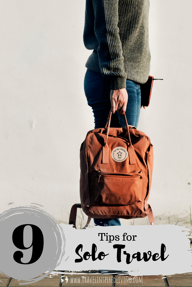 Traveling solo can be a wonderful experience but before you pack your bag and head out on your own, we have a few traveling solo for women tips.