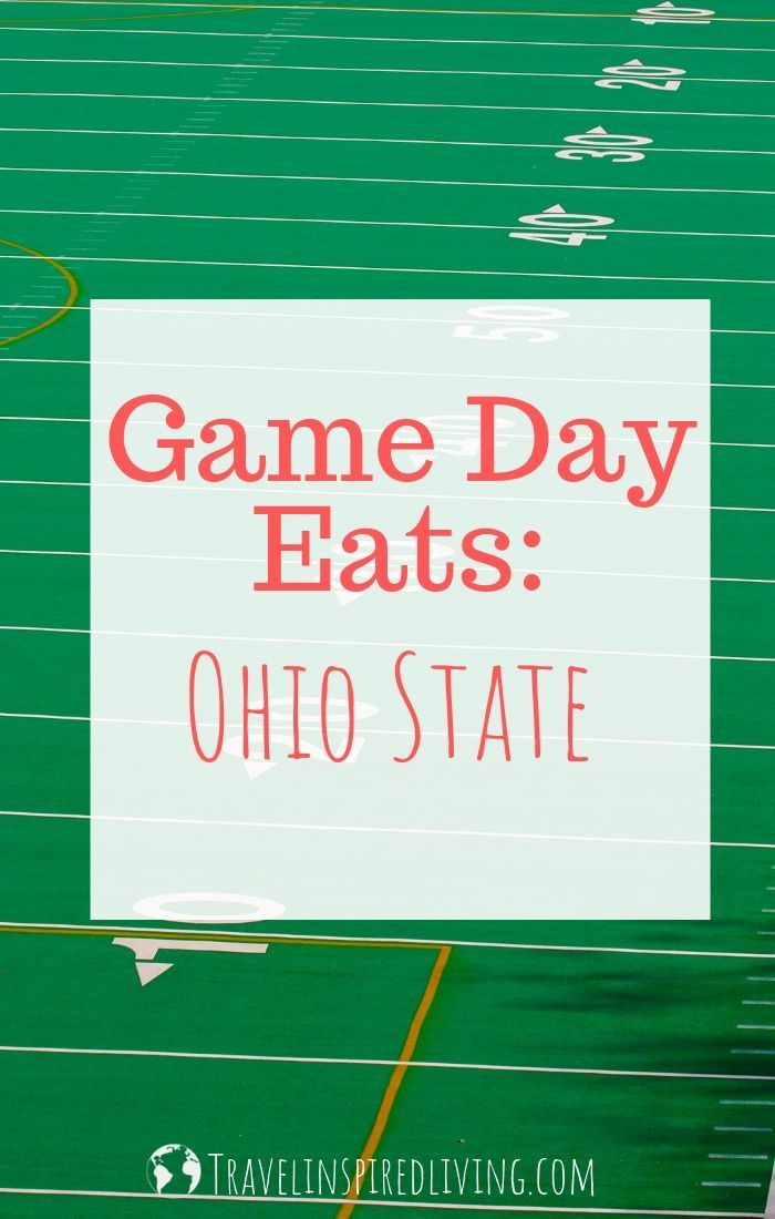 Game Day Eats_ Ohio State
