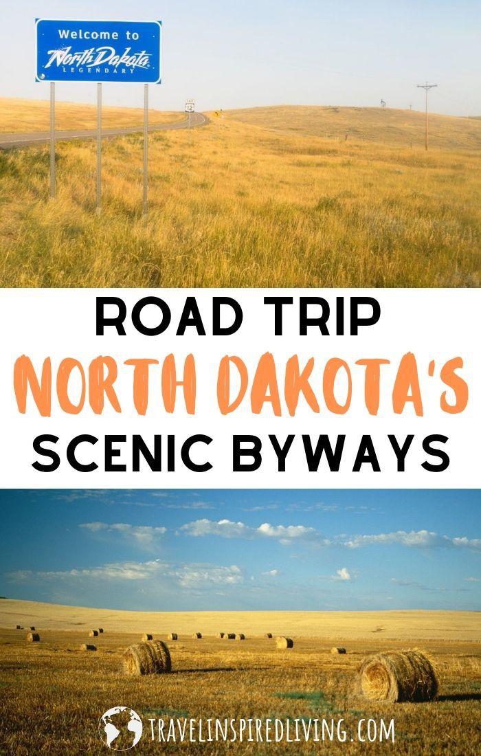 Scenes from North Dakota's byways