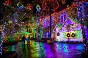 Christmas in Branson is simply amazing.