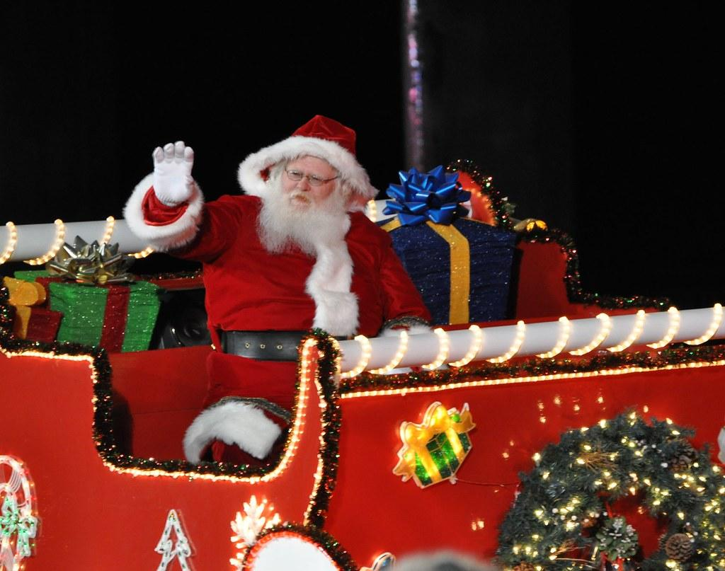 Santa Claus in Branson