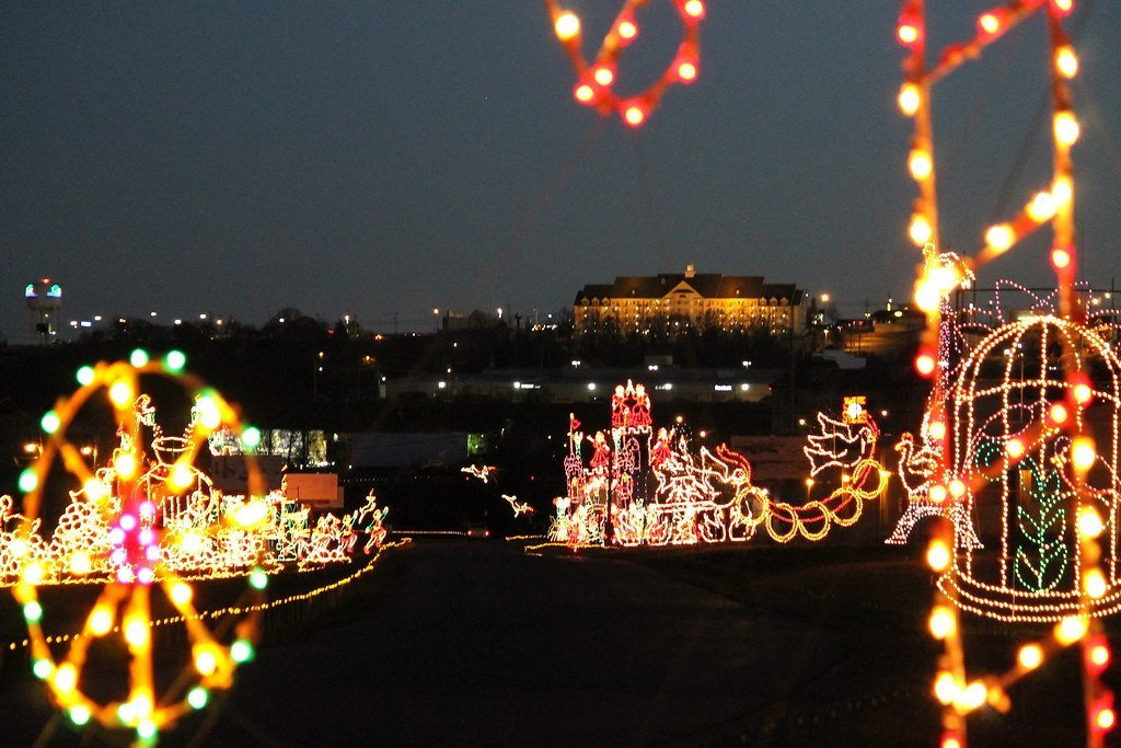 Holiday Lights in Branson