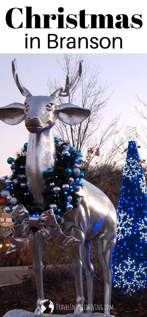 If you're looking for a getaway for the holidays, look no further than Christmas in Branson for some of the best shows and attractions in the Midwest.