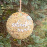 Adventure Awaits Ornament