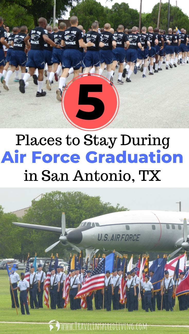 Photos from Air Force BMT graduation
